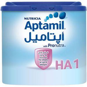 Aptamil Hyper Allergenic Prevention - risk of allergies - 400g