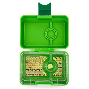 Yumbox Avocado Mini Snack Box - 3 Compartments