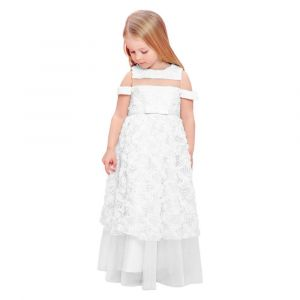 Baby Doll - Ivory Dress Lace With Tule