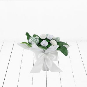 Baby Blooms Baby Bud Posy - Neutral
