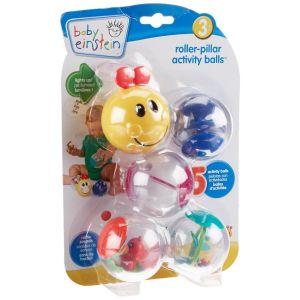 Baby Einstein Roller Pillar Activity Balls