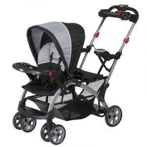 Baby Trend Sit N' Stand® Ultra Stroller Phantom