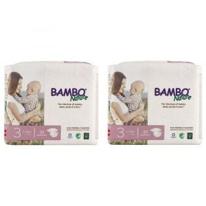 Bambo Nature Dream Midi Size 3 5-9 kg - Value Pack
