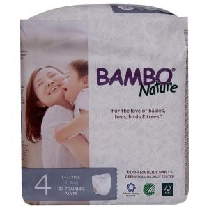 Bambo Nature Dream Pants Size 4 7-18 kg