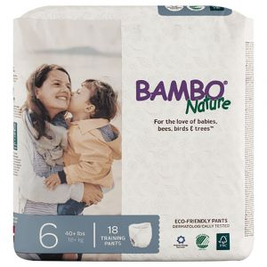 Bambo Nature Dream Pants XL Size 6 18+ kg