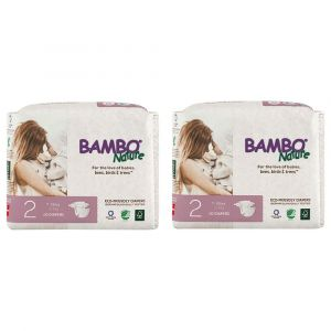 Bambo Nature Dream Size 2 3-6 kg - Value Pack