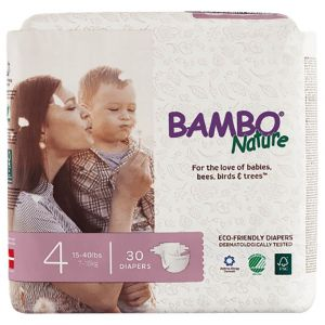 Bambo Nature Dream Size 4 7-18 kg