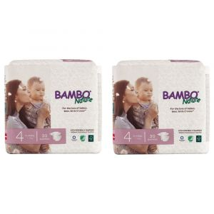 Bambo Nature Dream Size 4 7-18 kg - Value Pack