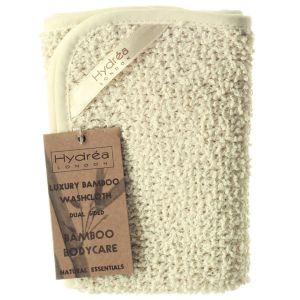 Hydrea London Luxury Bamboo Dual Sided Washcloth