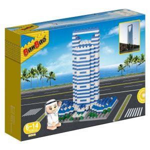 Banbao Kingdom Tower Building Blocks - 370pcs