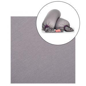 BBhugme Eco-cotton Sleeve - Stone