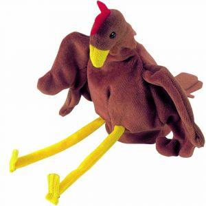 Beleduc Handpuppet - Chicken