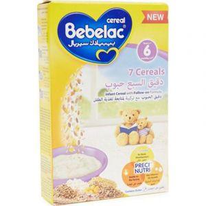 Bebelac Cereal 7 Cereals - 125g