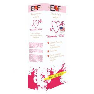 Bella Flore Romantic Mist Feminine Wash - 10oz