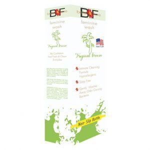 Bella Flore Tropical Breeze Feminine Wash - 10oz