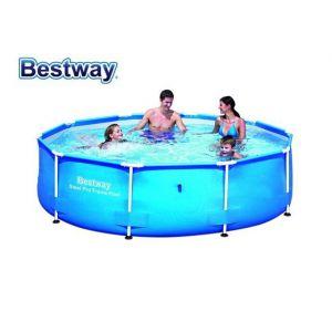 Bestway Steel Pro Frame Round 4678L Above Ground Pool