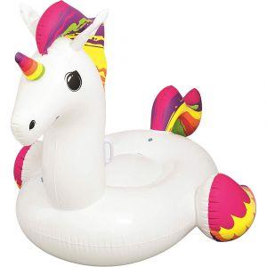 Bestway Supersized Unicorn Rider - Inflatable Pool Float Toy