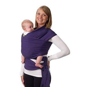 Boba Purple Wrap