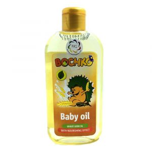 Bochko Wheat Germ Oil - Baby Oil 220ml