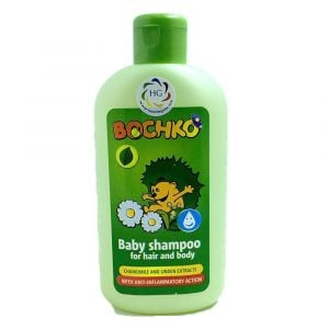 Bochko Camomile And Linden Extracts - Baby Shampoo - 200ml
