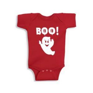 Twinkle Hands Boo Halloween Baby Onesie, Bodysuit, Romper