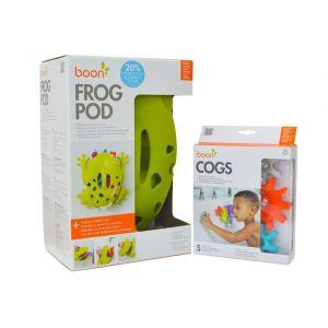 Boon Bath Set - 3- Bath Toys