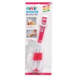 Farlin Bottle & Nipple Cleaning Brush