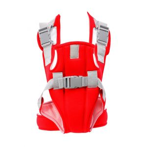 Baby Plus Red/Pink Baby Carrier