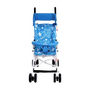Baby Plus Blue Baby Stroller
