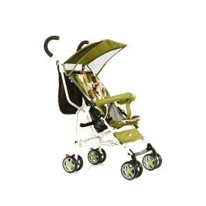 Baby Plus Green Baby Stroller