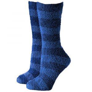 Cabeau Fluffy Socks Blue