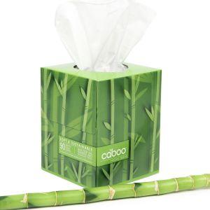 Caboo - Cube Facial Tissue - 90 sheets