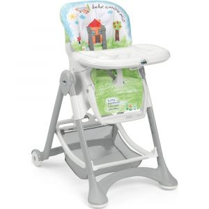 Cam Campione - Baby Highchair - Reclining Back in 3 positions