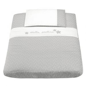 Cam Grey Textile Cullami Kid's Bedsheet Kit