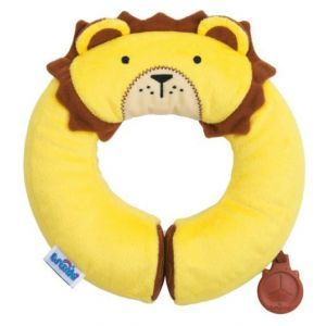 Trunki Yondi Yellow Lion Neck Roll Cushion