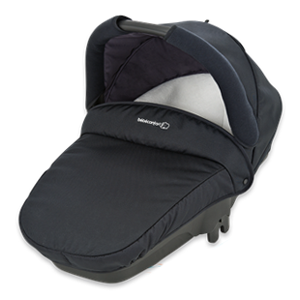 Bebe Confort Total Black Streety Carrycot
