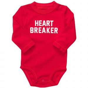 Heart Breaker Valentine Onesie & Tutu Set