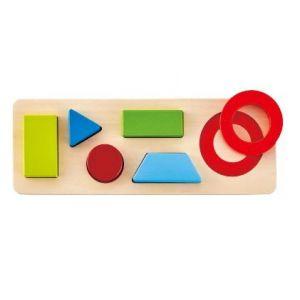 Hape - Geometry Puzzle