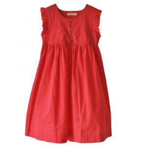 Chandamama Kids Kim Watermelon Dress