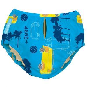 Charlie Banana 2-in-1 Swim Diaper And Training Pants Diva Malibu