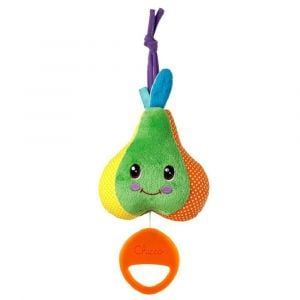 Chicco Baby Senses Musical Box Sweet Pear Toy
