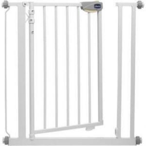 Chicco White Nightlight Door Gate