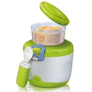 Chicco Green Thermal Food Container System