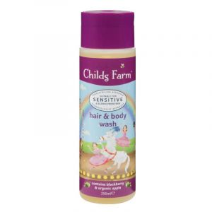 Childs Farm Hair & Body Wash Blackberry and Organic Apple - 250ml