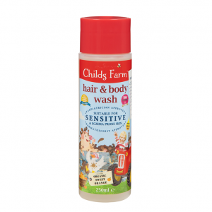 Childs Farm Organic Sweet Orange Hair & Body Wash - 250ml
