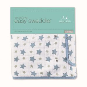Aden + Anais Classic Easy Swaddles Prince Charming- Star