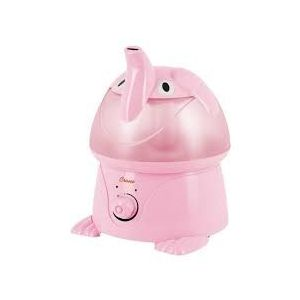 Crane Pink Ultrasonic Cool Mist Humidifier The Elephant