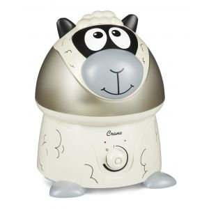 Crane White Adorable Ultrasonic Cool Mist Humidifier Sidney the Sheep