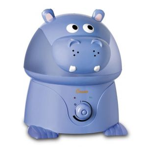 Crane Violet Adorable Ultrasonic Cool Mist Humidifier-The Hippo