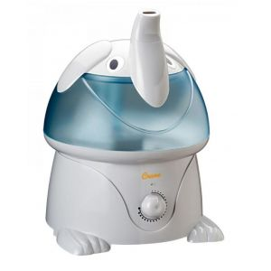 Crane Blue Ultrasonic Cool Mist Humidifier The Elephant